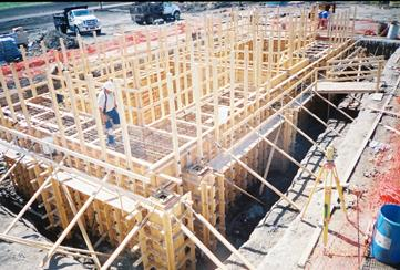 Concrete Pit Construction